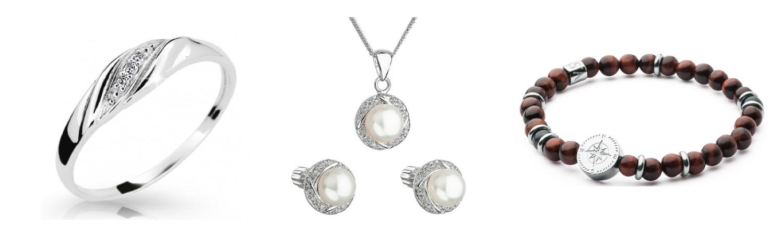 Šperky jako dárek na Valentýn