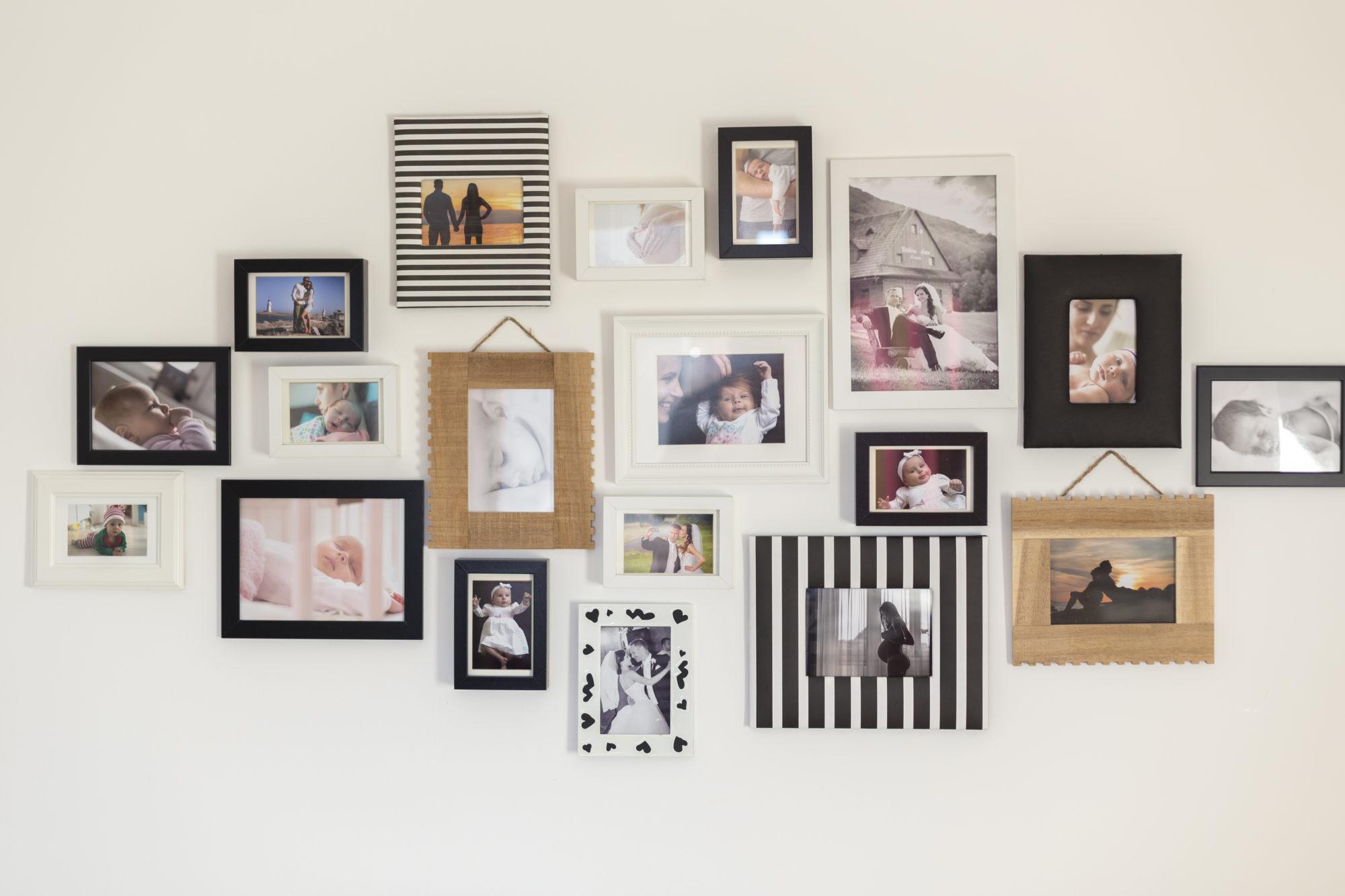 Rámečky s fotkami