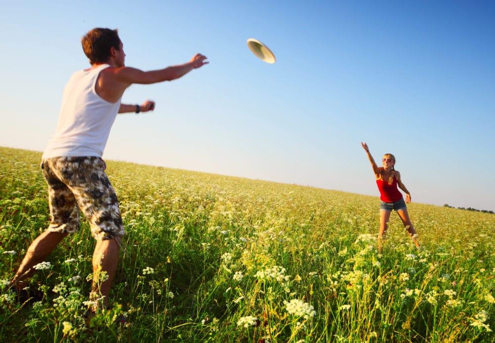 Čas na venkovní sporty