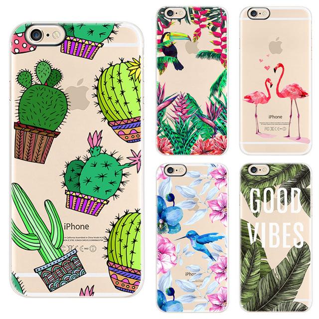 veselé přírodní vzory i na krytu na mobil